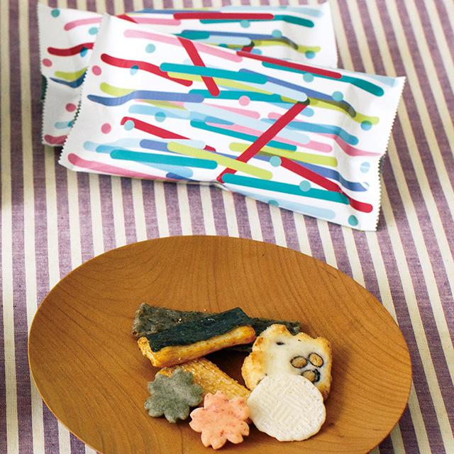 泰平製菓 オリジナルおかきアソート12袋入