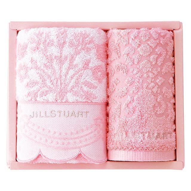 JILLSTUART タオル2枚セット