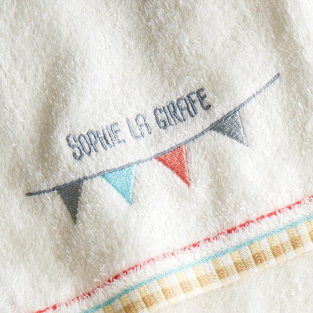 SOPHIE LA GIRAFE タオル3枚セット