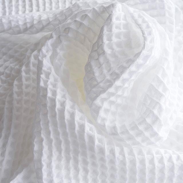 UCHINOプレミアム×日本の極み エアーワッフル バスタオル2枚セット
