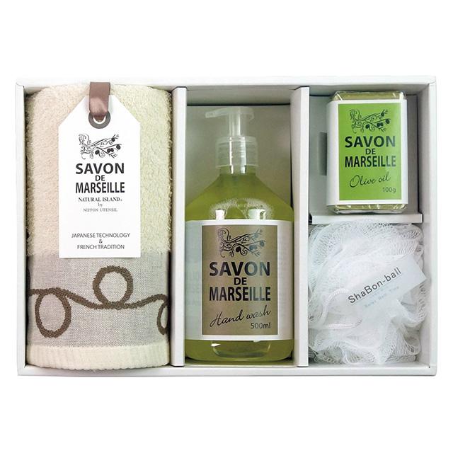 石鹸タオルセット サブ画像1