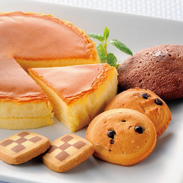 Senjudo ケーキ・焼菓子詰合せ