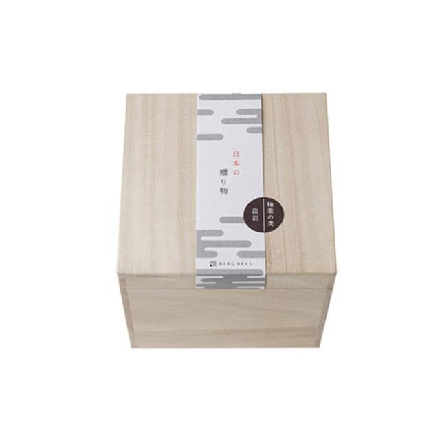 炭彩 組鉢(木箱入) サブ画像1