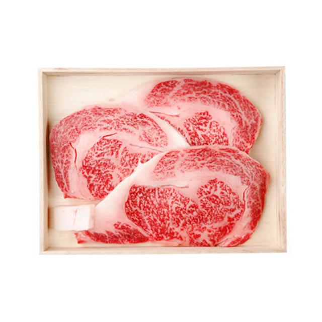 米沢牛 ロースステーキ サブ画像1
