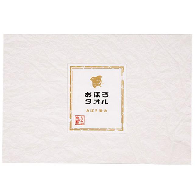 縁起物おぼろタオル 浴用タオル5枚セット サブ画像1