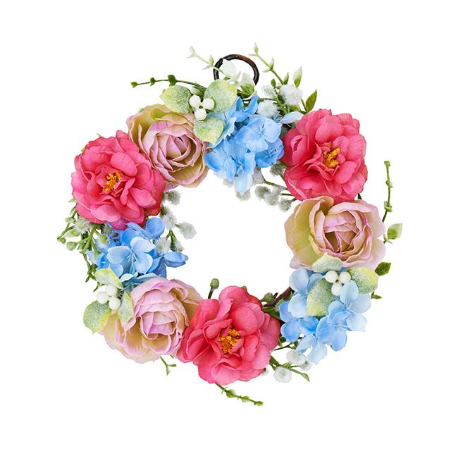 ディアフラワーズ フローラルリース 約束の花束 サブ画像1