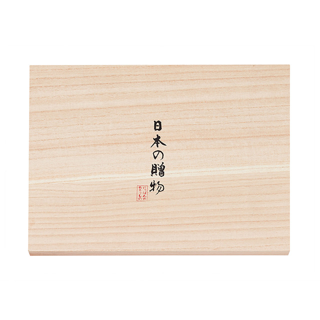日本の贈物バスタオル1枚(桐箱入) サブ画像1
