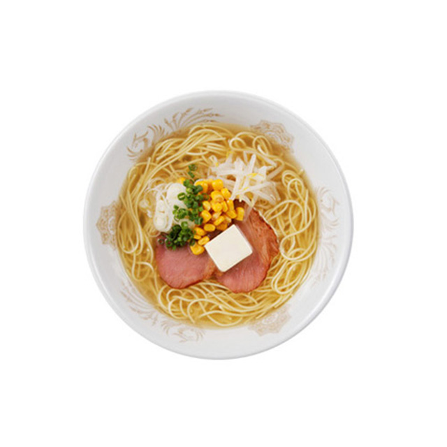 福山製麺所「旨麺」8食(磯紫菜付き)