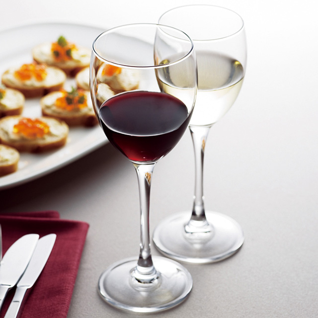 カタログ式ギフト 美味百撰 紅花+トスカーナ赤白ワインセット サブ画像1