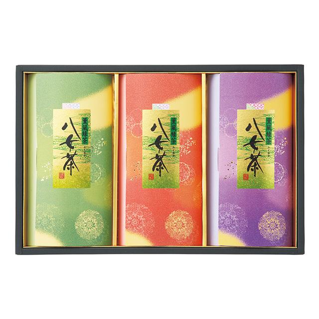お茶の小野園 八女 煎茶詰合せ サブ画像1