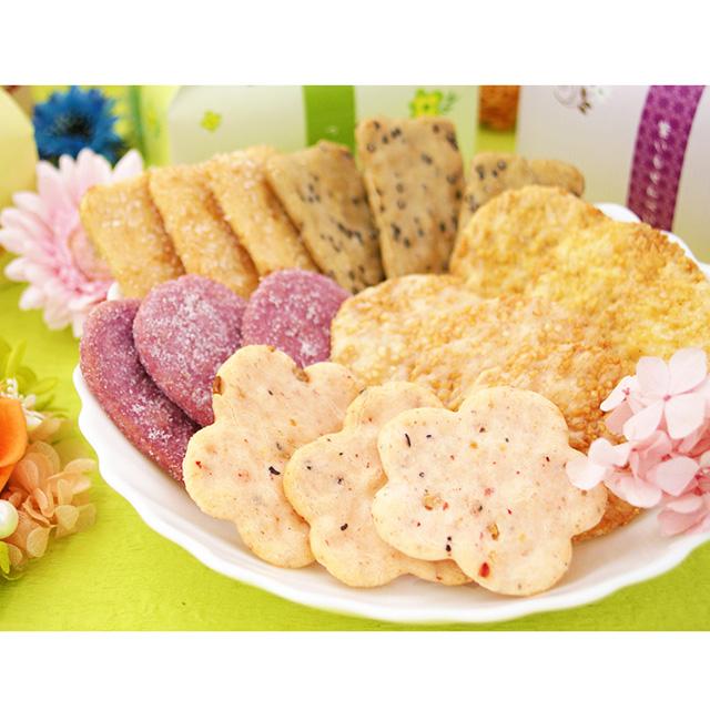 金澤兼六製菓 花とりどり