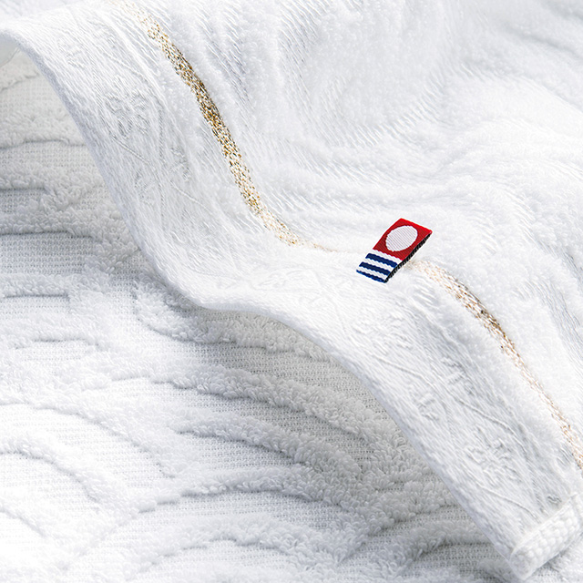 今治謹製 白織タオル タオル2枚セット