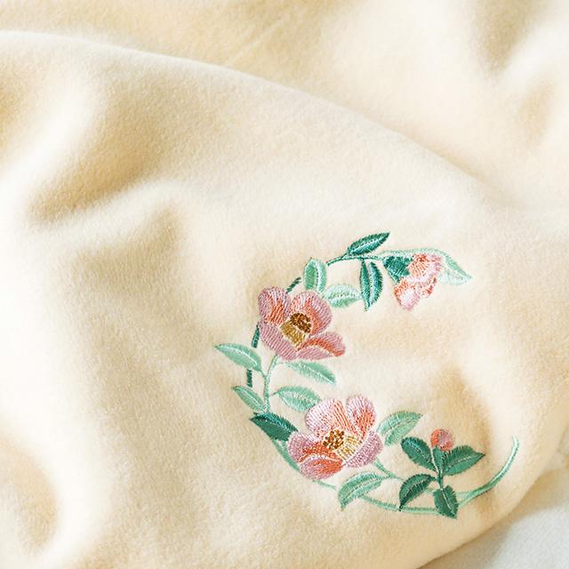 素材の匠 泉州織 泉州織シルク混綿毛布2枚セット