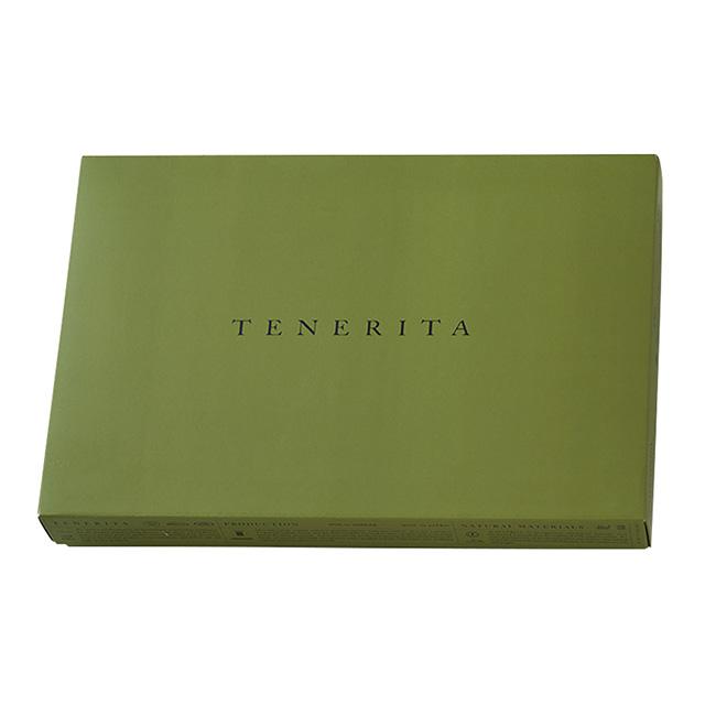 TENERITA コットンプレーンフェイスタオル2枚セット