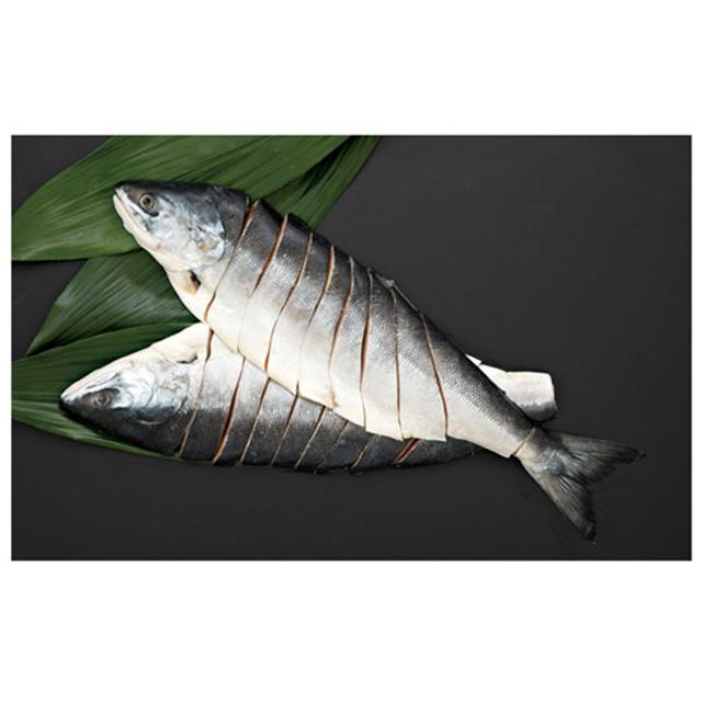 鮭匠ふじい 鮭味くらべ姿造り サブ画像2