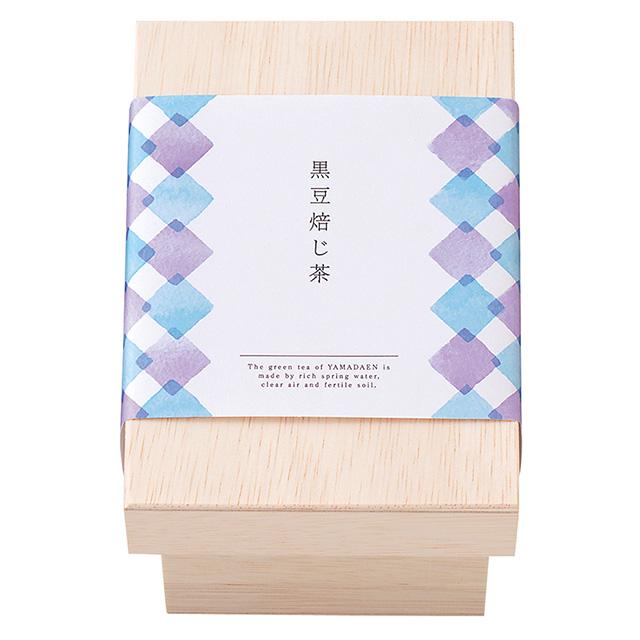 ヤマダエン.シズオカ ティーバッグ(茶箱入) 黒豆焙じ茶