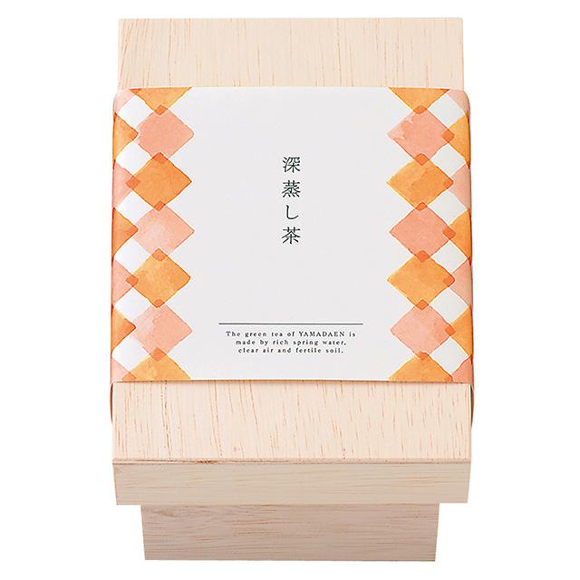 ヤマダエン.シズオカ ティーバッグ(茶箱入) 深蒸し茶