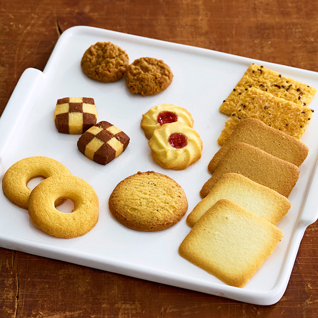 焼菓子8種38袋詰合せ メイン画像