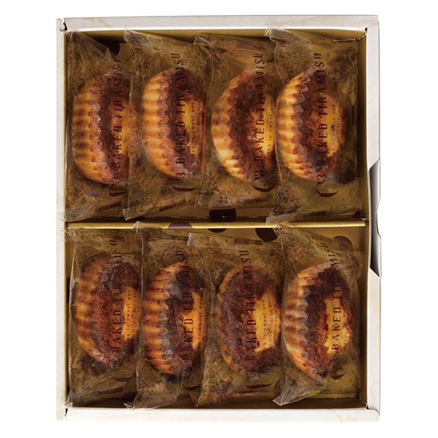 焼きティラミス8個入のサムネイル