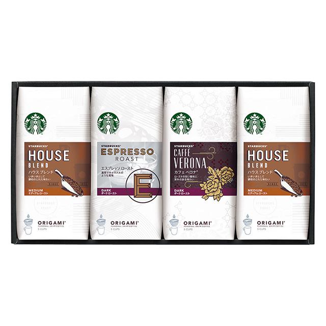 STARBUCKS オリガミ パーソナルドリップコーヒー4箱