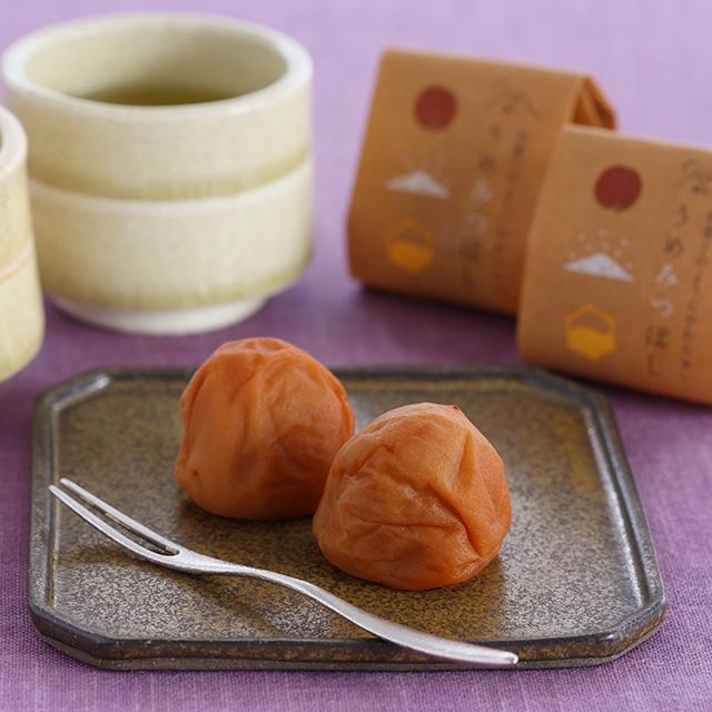 日本の極み うめみつぼし20粒(個包装)木箱入