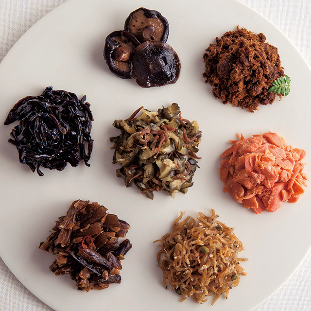 京楽味9種のサムネイル