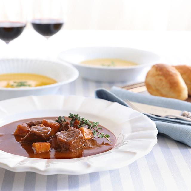帝国ホテル スープ・グルメ缶詰14個詰合せ