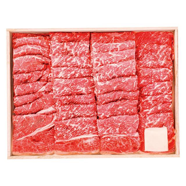 米沢牛 焼肉用 メイン画像