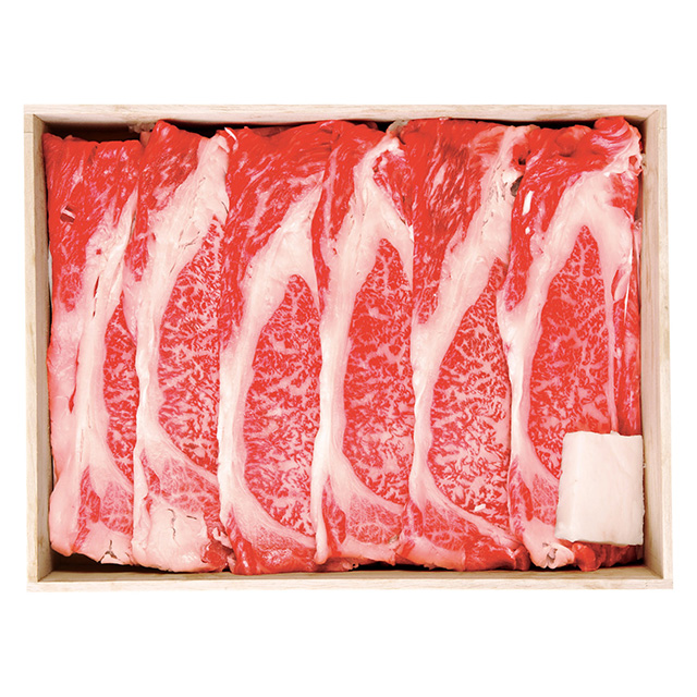 米沢牛 すき焼用 メイン画像