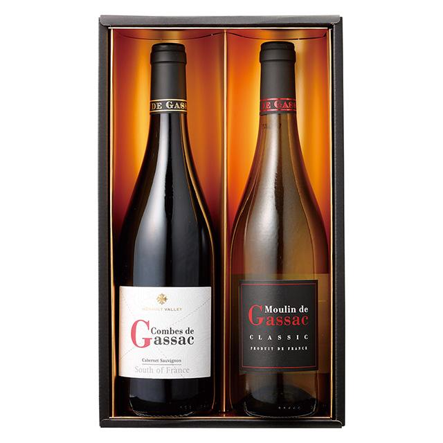 フランス赤白ワインセット
