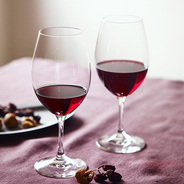 RIEDEL ペアレッドワイングラス