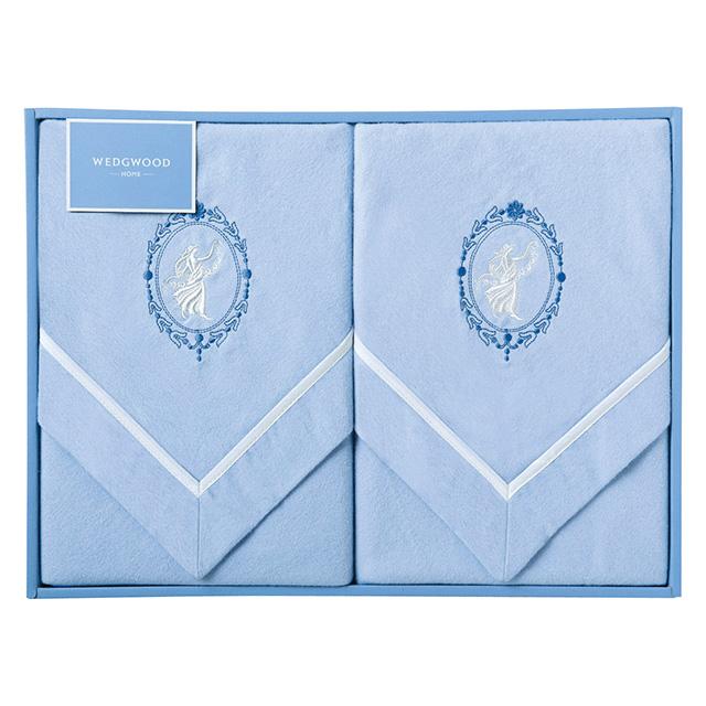 綿毛布2枚セット メイン画像