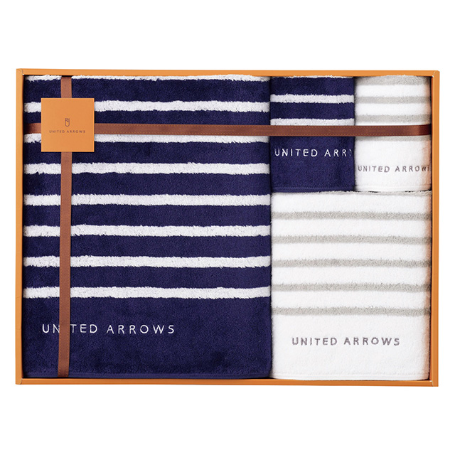 UNITED ARROWS タオル4枚セット