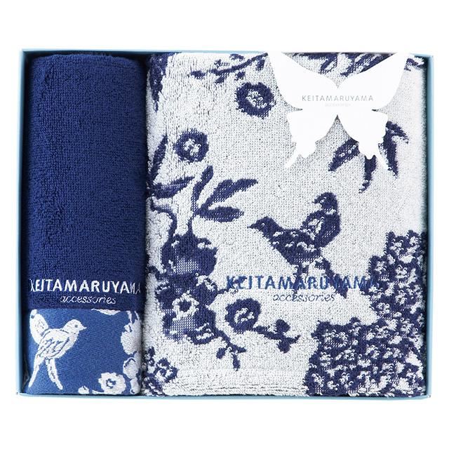 KEITAMARUYAMA タオル2枚セット
