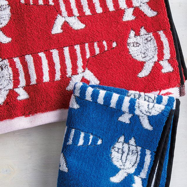 LISA LARSON ウォッシュタオル2枚セット