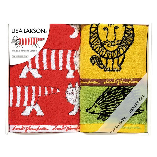 LISA LARSON タオル3枚セット