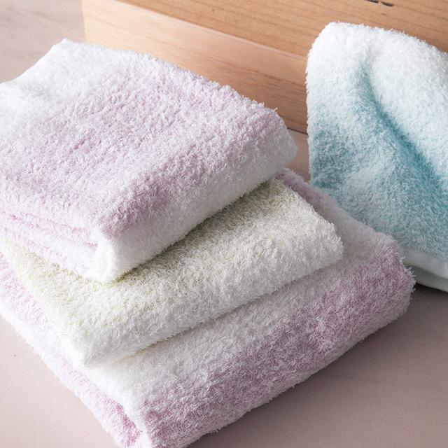 おぼろタオル おぼろタオル4枚セット(木箱入)