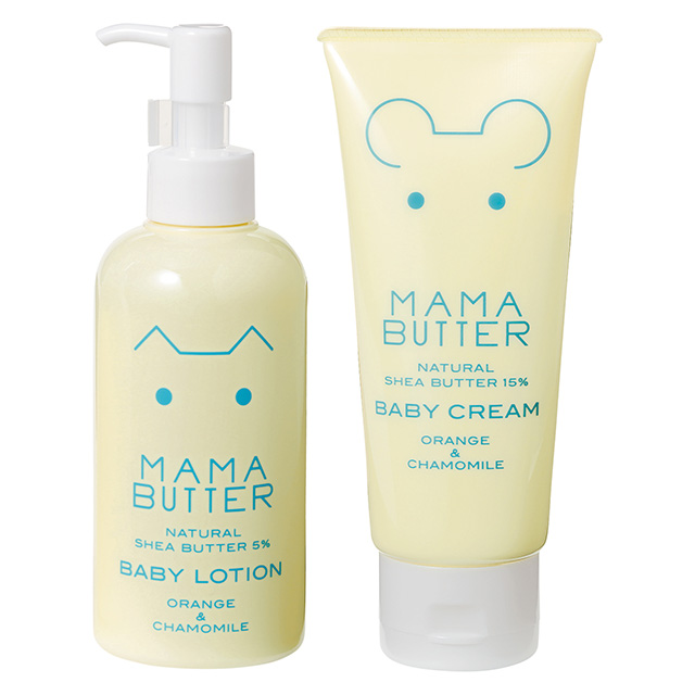 MAMA BUTTER しっかり保湿セット