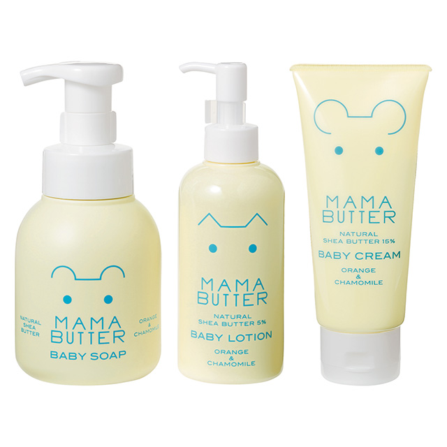 MAMA BUTTER ばっちりケアセット