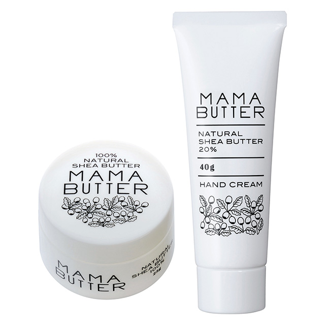 MAMA BUTTER しっとり潤いセット
