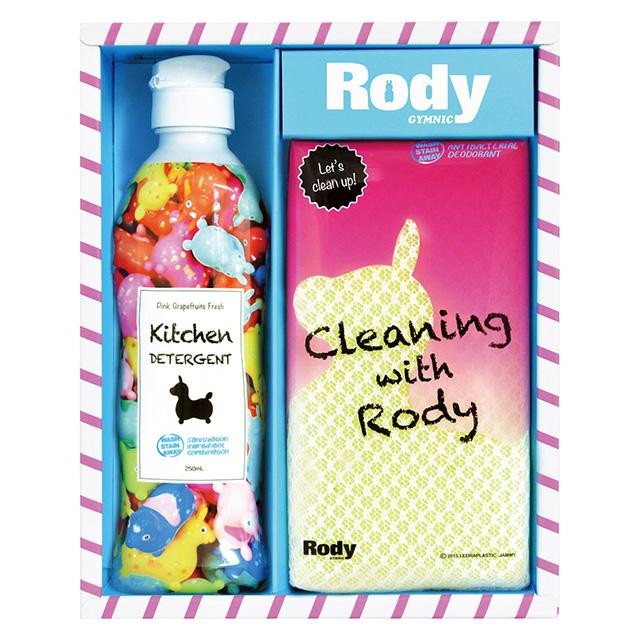 RODY キッチン洗剤詰合せギフト