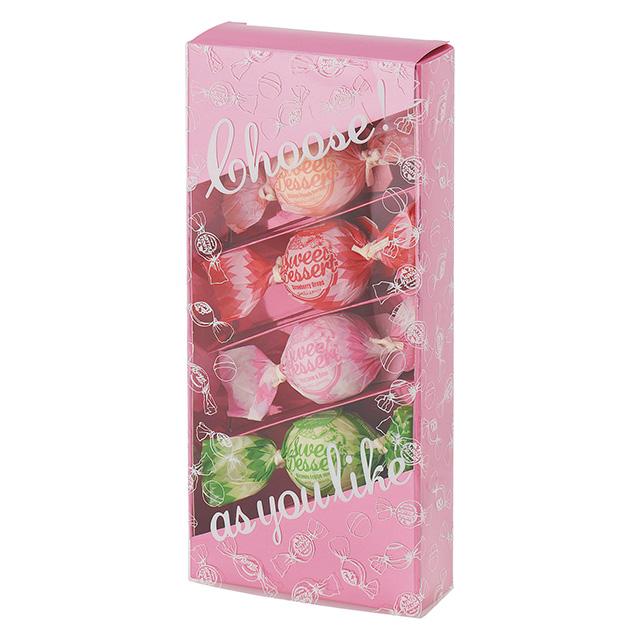 バスキャンディーセット ピンク メイン画像