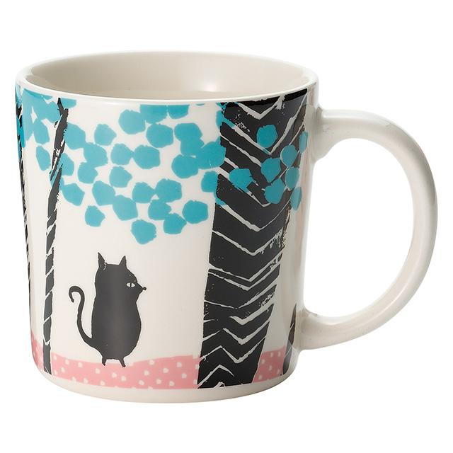 cocoa マグカップ1客 森の猫
