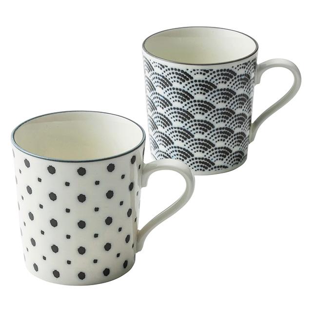 komon ペアマグカップ