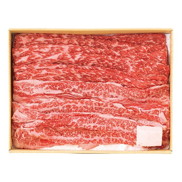 松阪牛 すき焼用 メイン画像