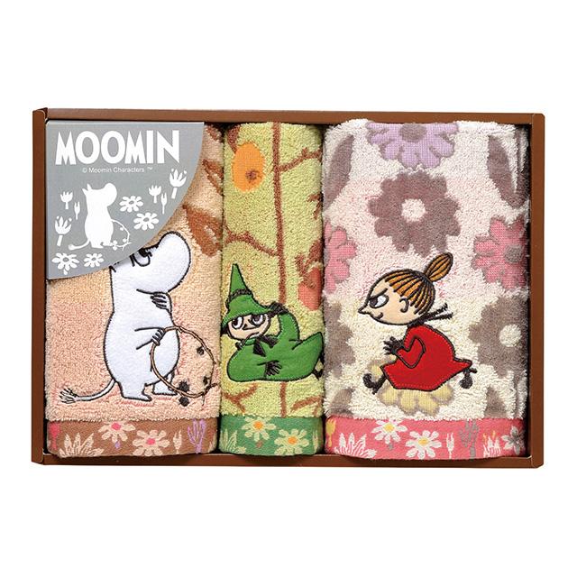 MOOMIN タオル3枚セット