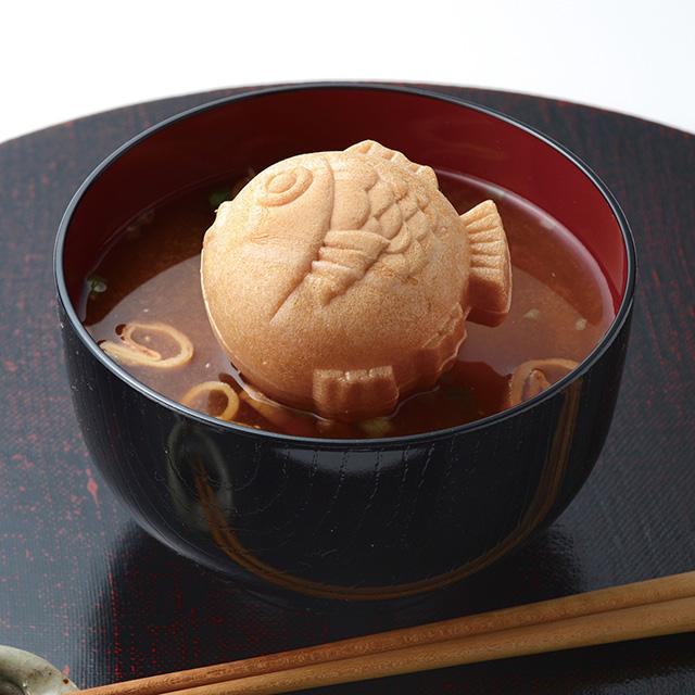 みそ汁最中 和ノココロ【2018年秋冬号掲載】