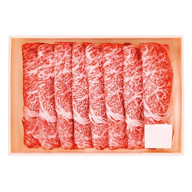 山形牛 すき焼用 メイン画像