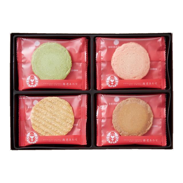 海老菓子12袋入 メイン画像