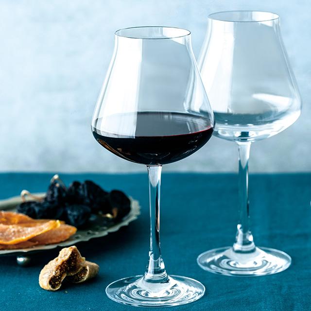 シャトーバカラ ワイングラス S ペア メイン画像